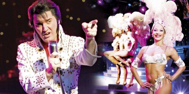 Elvis - Das Musical in der Salzburgarena