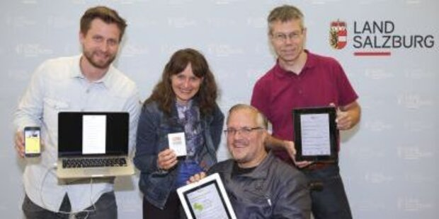 Der Salzburger Familienpass als App