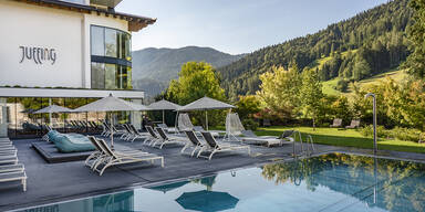 Boutiquehotel in traumhafter Bergidylle