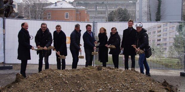 Stadtwerk in Salzburg-Lehen wächst weiter