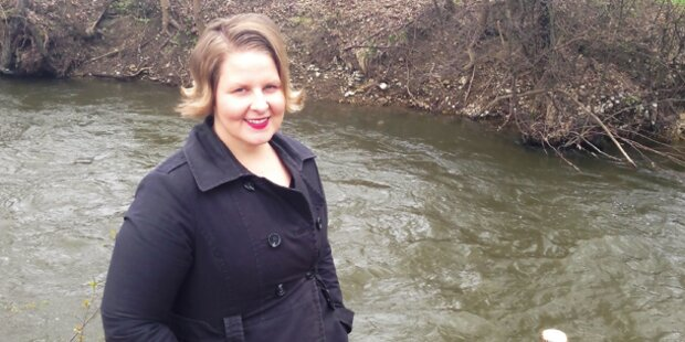 Heldin rettet Oma und Enkerl aus Fluss