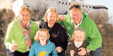 Familien-Schatzsuche