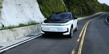 iPhone-Fertiger zeigt seine ersten Elektroautos