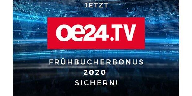 Frühbucherbonus 2020!