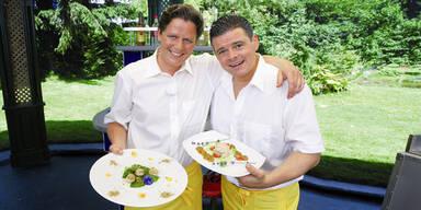 Frühlingsrezepte von Andi & Alex 'Gesüner kochen'