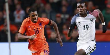 Frankreich Holland