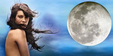 Fragen an den Mond