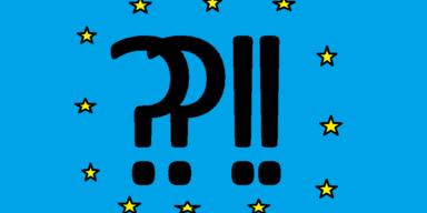 EU Fragezeichen