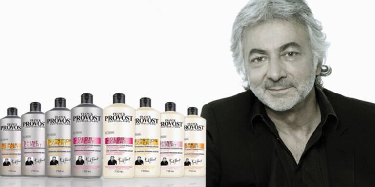 Franck Provost verrät Haar-Plege-Tipps