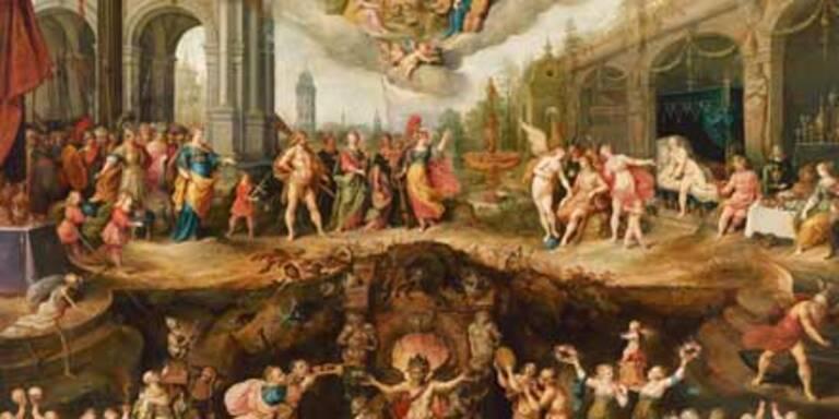 Gemälde für 7 Mio. Euro versteigert