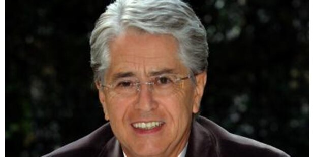 Parkinson! Schock-Diagnose für Frank Elstner