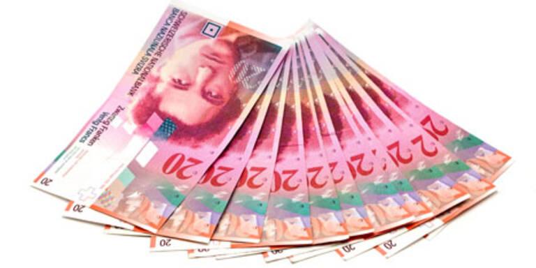 Euro-Krise wäre auch für die Schweiz ein Risiko
