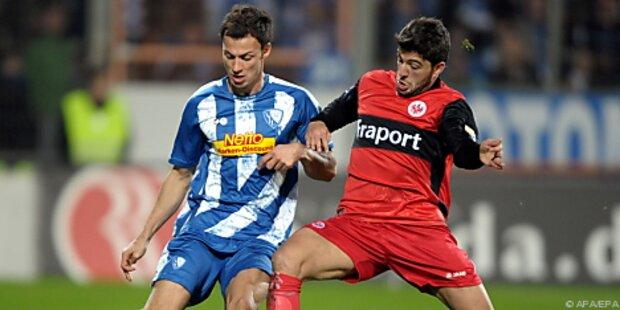 Korkmaz gewann mit Frankfurt in Bochum
