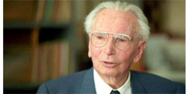 Viktor E. Frankl starb vor 10 Jahren