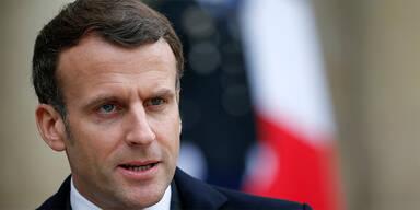 Macron verkündet landesweiten Lockdown in Frankreich