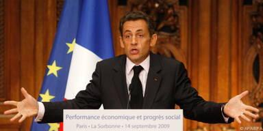 Frankreich und Deutschland für strikte Maßnahmen