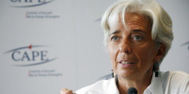 Frankreichs Finanzministerin unter Druck