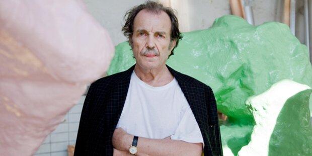 Bildender Künstler Franz West ist tot