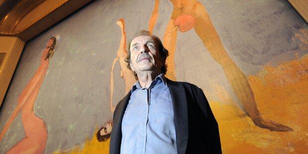 Kunst-Szene trauert um Franz West