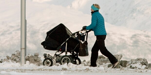 Rumäne attackierte Frau mit Baby