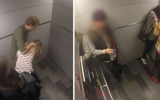 Keiner rettet verprügelte Frau
