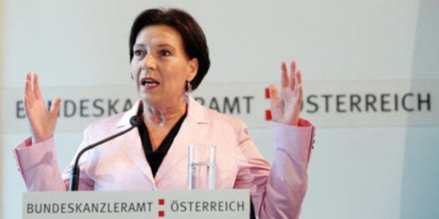 Frauenquote: ÖVP lenkt ein
