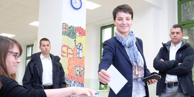Frauke Petry Wahl