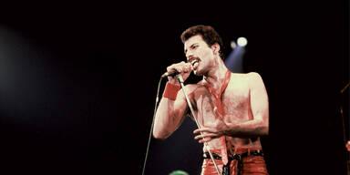 Queen rocken mit Jackson