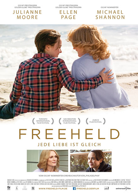 """""""Freeheld - Jede Liebe ist gleich"""" mit Julianne Moore & Ellen Page"""