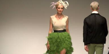 Vienna Fashion Week 2014: Best of Modenschau Shakkei