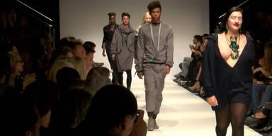 Vienna Fashion Week 2014: Best of Szimon & Rosenthal