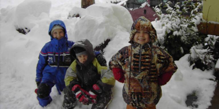 Für Kitz kommt der Schnee zu spät