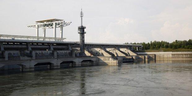 Leiche bei Kraftwerk Freudenau gefunden