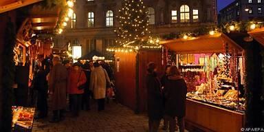 Freyung: Adventmarkt im Herzen Wiens