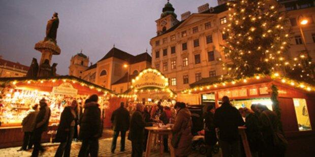 Österreichs schönste Weihnachtsmärkte