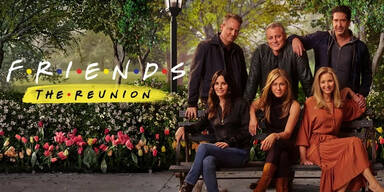 'Friends'-Reunion: Alle Infos zum großen Special