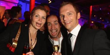 Anette Frier und Ralf Schmitz