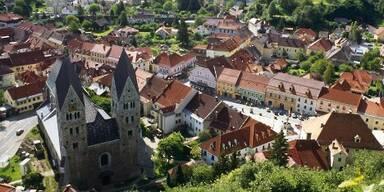 Friesach ist die älteste Stadt Kärntens
