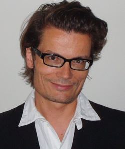 Frisör Michael Danler