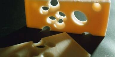 Frische Kombination: Hartkäse an Mojito-Curd