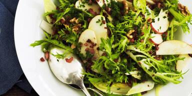 Chicorée-Frisée-Salat