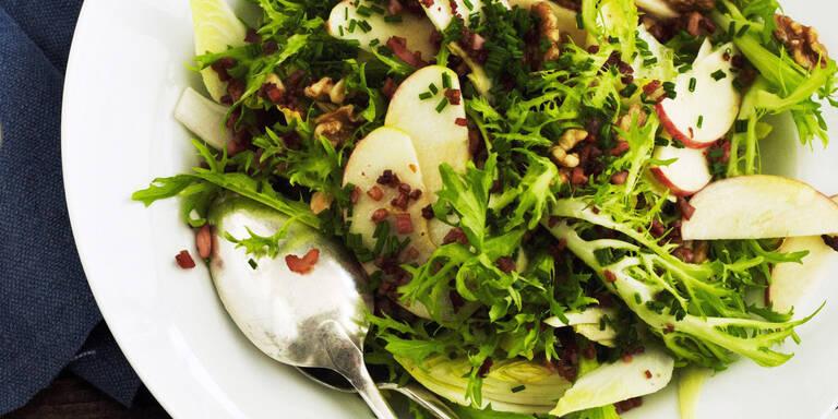 Knackige Wintersalate für den Vitaminhaushalt