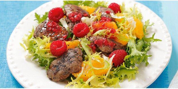 Sommer-Salate für leichten Genuss