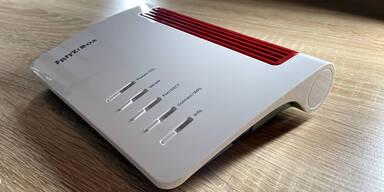 Die FritzBox 7530 AX mit WiFi-6 im Test