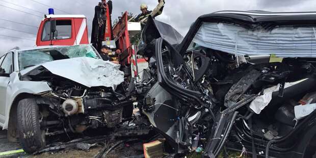 Horror-Crash in NÖ: Auch zweiter Lenker tot
