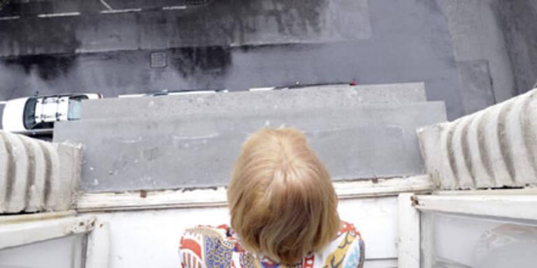 Slowene warf Tochter aus dem neunten Stock