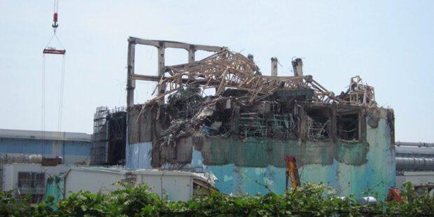 AKW-Ruine Fukushima wird stillgelegt