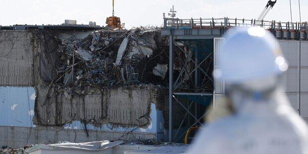 Fukushima-Bergungsarbeiten verzögern sich