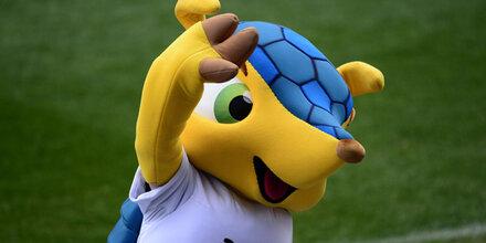 """Peinlich! WM-Maskottchen heißt """"Arsch"""""""