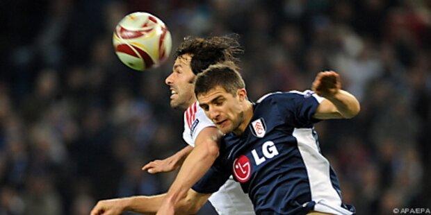 Fulham hofft nach 0:0 beim HSV auf EL-Finaleinzug